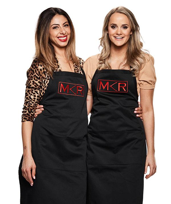 """**Roula and Rachael, Melbourne, VIC** <br><br> Pegged as the villains of season nine, [the best friends are back](https://www.nowtolove.com.au/reality-tv/my-kitchen-rules/my-kitchen-rules-roula-and-rachael-felt-attacked-by-jess-and-emma-44582