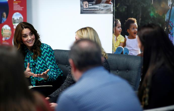 It's expected the survey will spark a national conversation about early childhood.