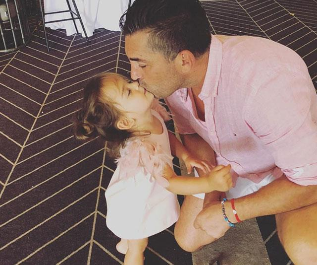 Braith Anasta with Aleeia.