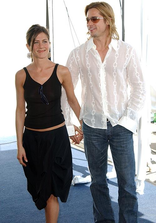 In 2003, the pair went all hip and cool at the  IFP Independent Spirit Awards.