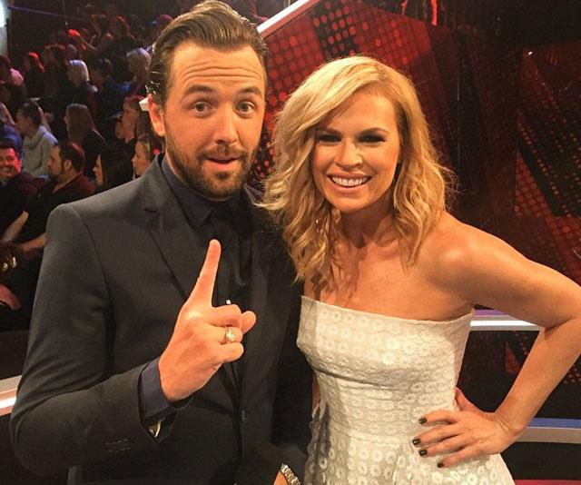 After Sonia Kruger (right) jumped ship to Channel Seven, former host Darren McMullen (pictured) will return with co-host Renee Bargh.