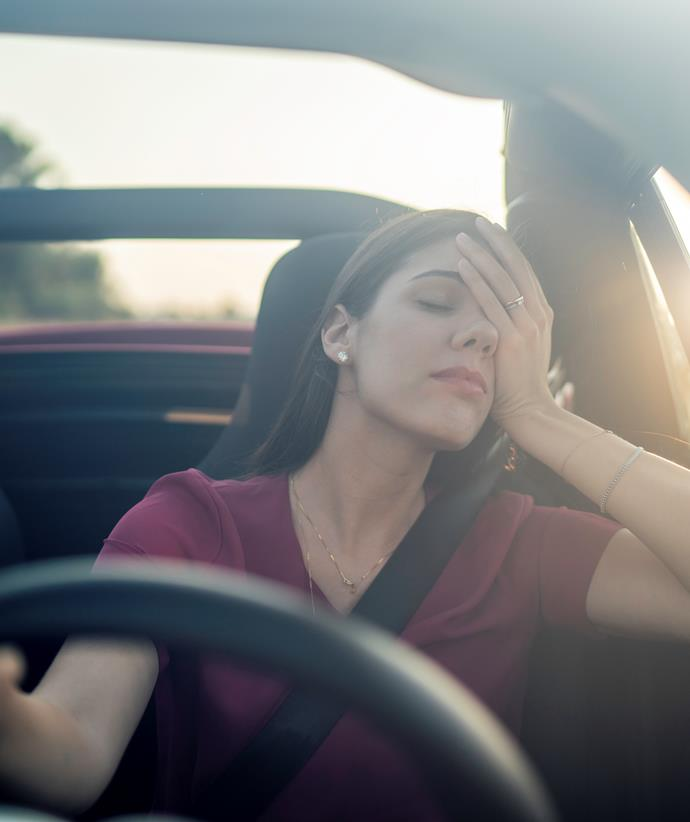 Lives have been lost due to driver fatigue in Australia.