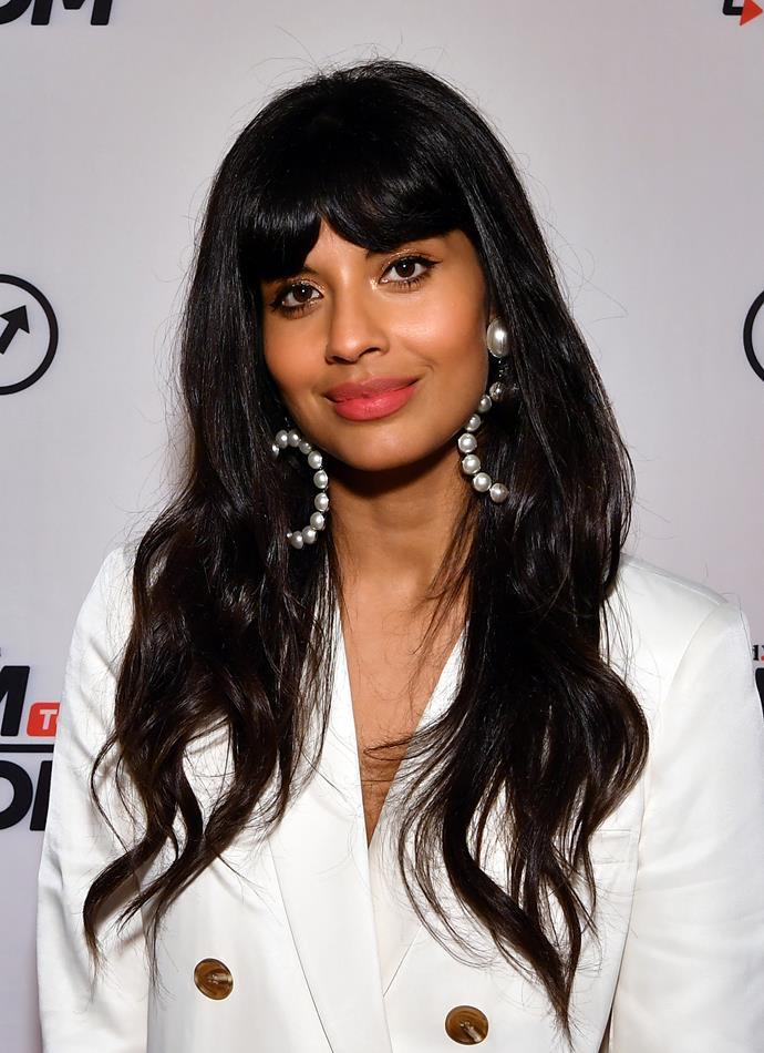 """""""I still suffer from body dysmorphia,"""" says actress and body positivity advocate Jameela Jamil"""