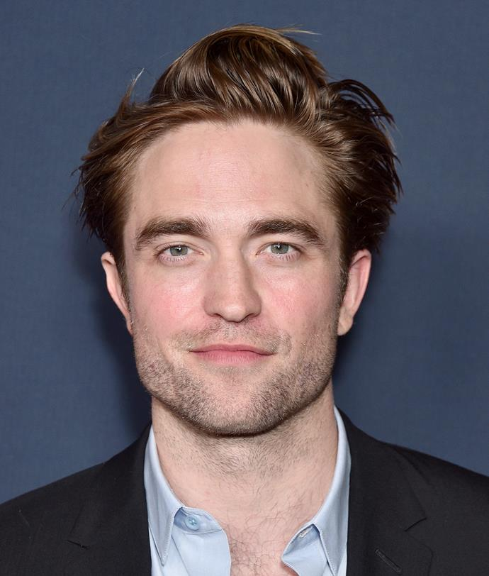"""Robert Pattinson says he struggles with red carpet events due to """"body dysmorphia, overall tremendous anxiety"""""""