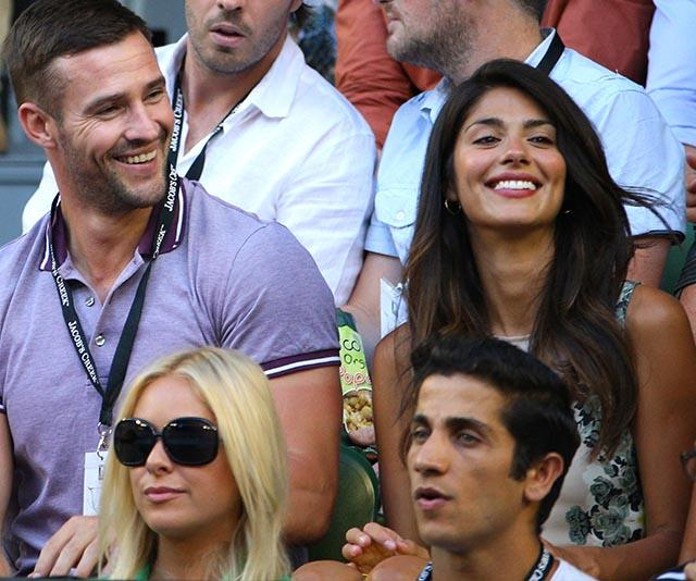 In 2013, Summer Bay's resident cop Kat, AKA Pia Miller, was joined by Aussie celebs Kris Smith and Firass Dirani for a court side spectacle.
