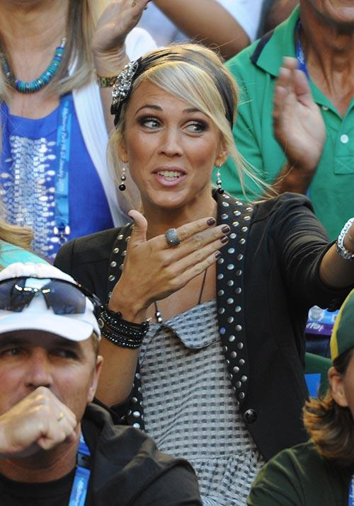 Fast-forward to 2013, and Bec Hewitt was still making some seriously er, *unique* fashion choices left-right and centre...