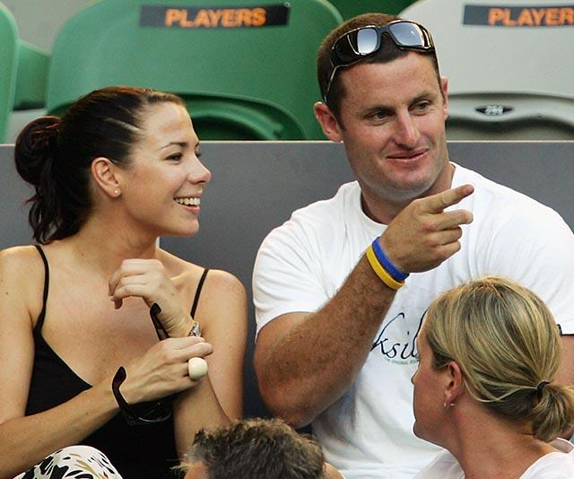 Kate was all smiles that year as she attended alongside her then-partner Chris Walker.