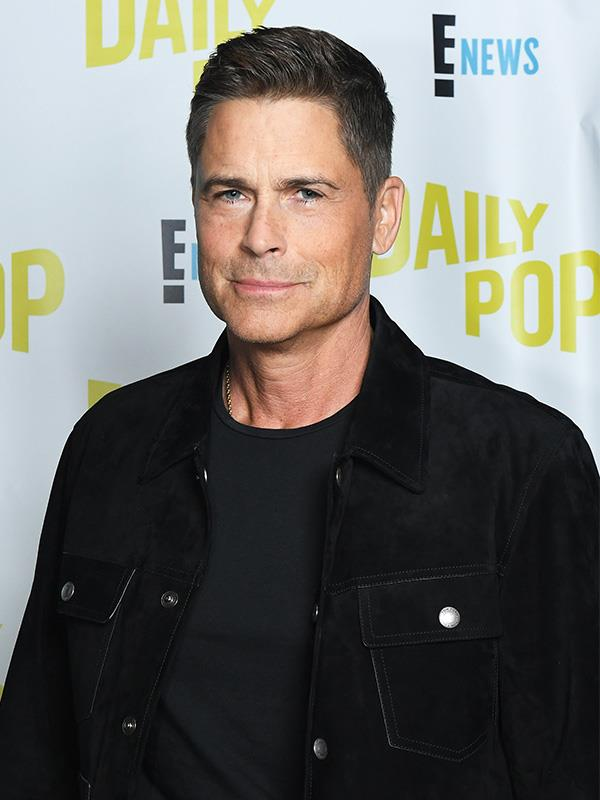 **Rob Lowe** <br><br> *The West Wing* star marked 29 years of sobriety last year, after he quit following a long struggle with alcohol abuse. He has now replaced alcohol with exercise and is an avid fan of living a balanced, healthy lifestyle.