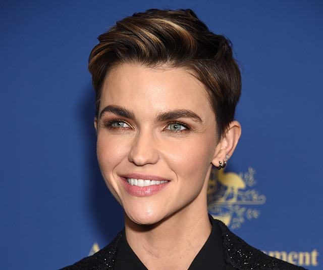 "**Ruby Rose** <br><br> The Aussie actress has been fully sober for years. <br><br> Explaining her decision to *[The Sydney Morning Herald](https://www.smh.com.au/entertainment/celebrity/date-with-kate-ruby-rose-20130913-2to0u.html|target=""_blank""