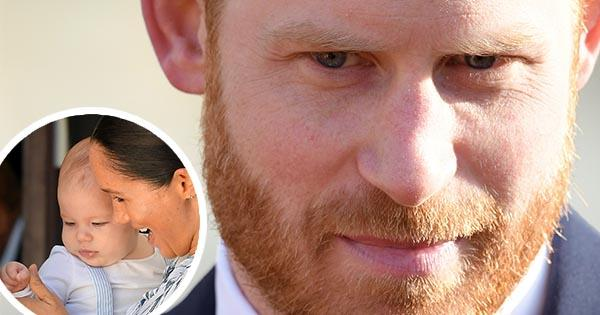 Prince Harry has one desire for Archie growing up | Australian Women's Weekly