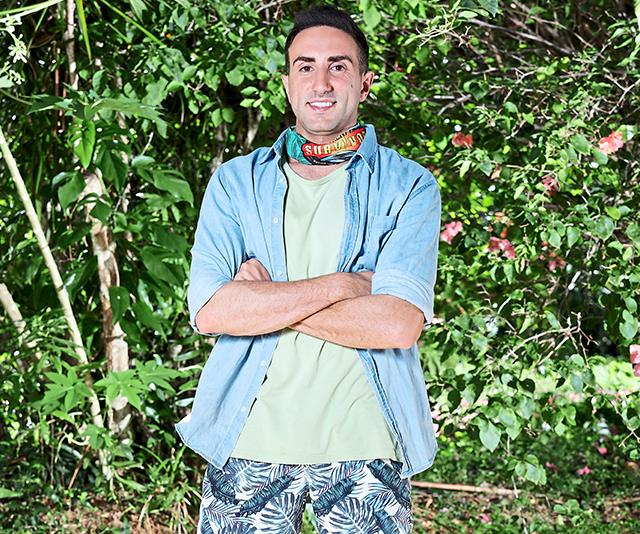 Self-confessed *Survivor* super-fan Nick is keen for a rematch.