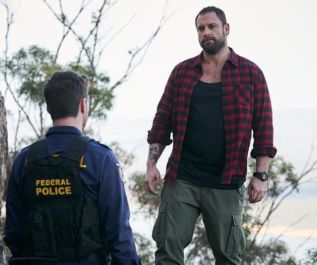 Robbo met an untimely end in the *Home and Away* season premiere.