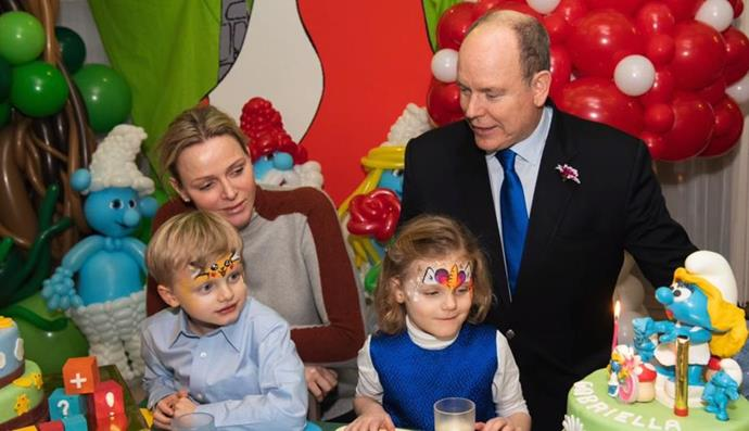 The Monaco royal twins recently celebrated their fifth birthday in style.