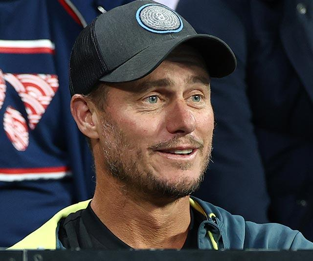 Now retired, Lleyton remains a regular at the annual tournament.