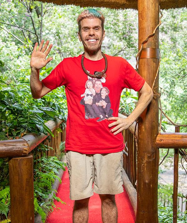 "**Perez Hilton** <br><br> American gossip guru [Perez Hilton](https://www.nowtolove.com.au/reality-tv/im-a-celebrity-get-me-out-of-here/perez-hilton-kobe-bryant-death-62329|target=""_blank"") became the seventh person to be given the flick. He claims he couldn't wait to get out of there, explaining ""everyday was a struggle""."