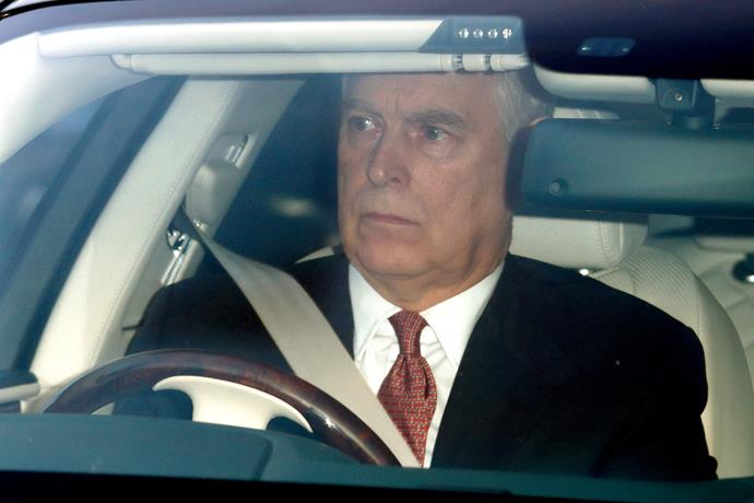 """Prince Andrew has reportedly provided """"zero cooperation"""" to the investigation around Jeffrey Epstein."""
