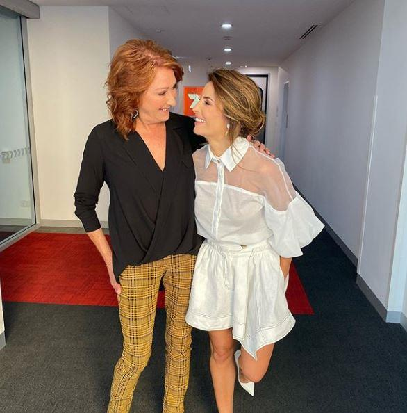 """Gals unite! Ada Nicodemou and close pal Lynne McGranger really struggled last year when the show went on an unprecedented eight-week hiatus during the nation-wide COVID-19 lockdown. <br><br> """"We catch up on House Party and FaceTime and all of those sorts of things. I have to say, when we do go back, I am so looking forward to catching up with all of my Home and Away buddies - but especially Ada. I have missed her,"""" Lynne confessed at the time."""