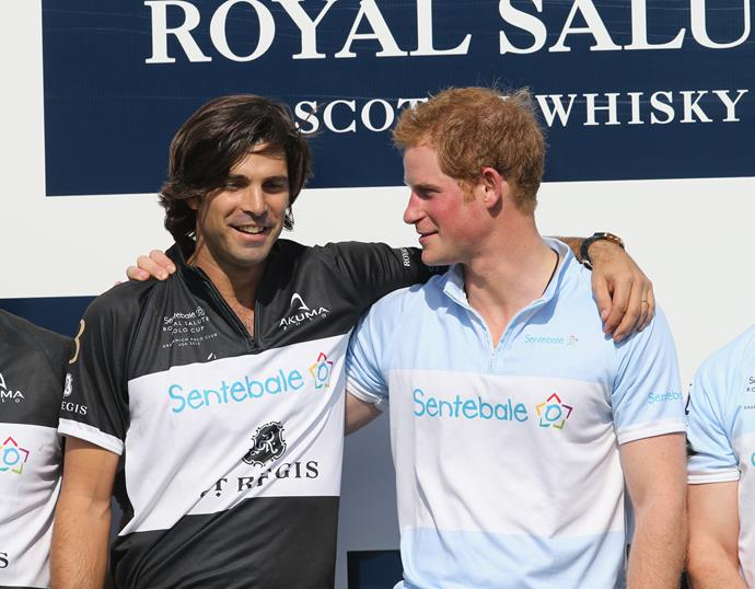 Prince Harry's close friend Nacho Figueras has opened up about the emotional toll things have taken on the royal.