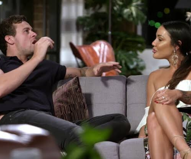 Ryan and Davina never got along on *MAFS*.