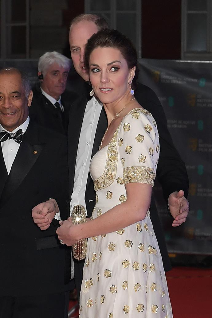 Kate's dress sent a clear, sustainable, message at the event.