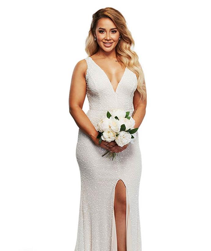 Cathy is one of the brides to watch this season on *MAFS*.
