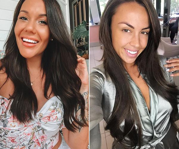 Is *MAFS* history repeating itself? Natasha is the spitting image of one of the show's former brides, Davina Rankin.