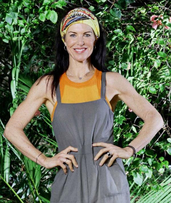 **Jacqui Peterson (season 3)** <br><br> Jacqui is out to prove that a 52-year-old can take on people half their age and make it to the end. People often think of her as a sweet marriage celebrant who wouldn't hurt a fly but let's not forget Jacqui is also a professional body builder who can take on any one of these All Stars on any day of the week.