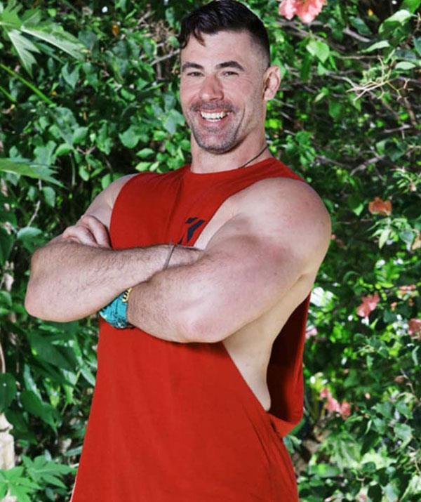 **Zach Kozyrski (season 3)** <br><br> One of the most controversial players to hit the island, Zach was not a favourite among his past castaways. Having learnt from his mistakes, Zach is ready for a do-over and the chance to prove to everyone that there's more to him than what meets the eye.