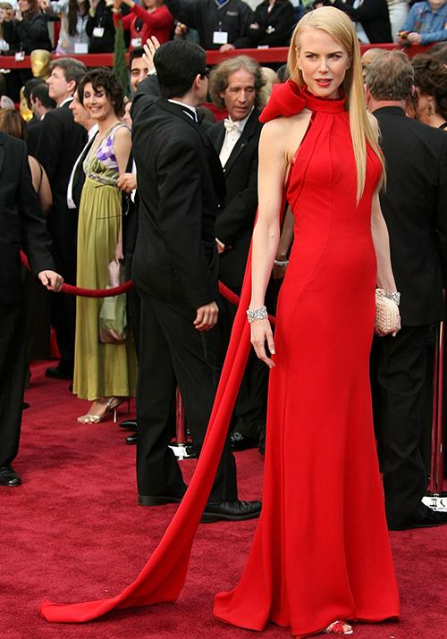 Seriously though, how good was this gown? Iconic.
