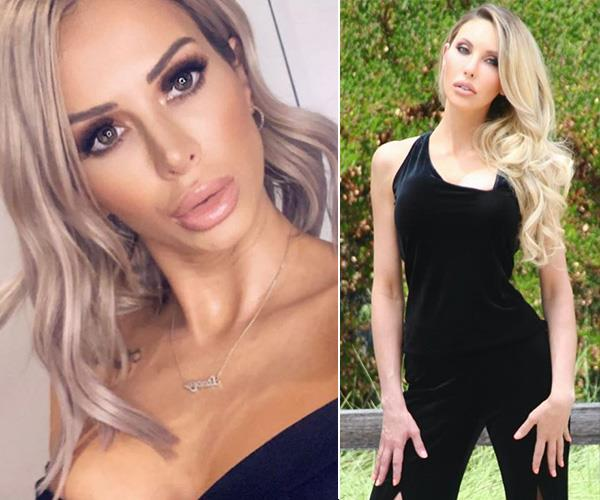 Stacey reminded us of another blonde bombshell: Olivia Newton-John's daughter, Chloe Lattanzi.