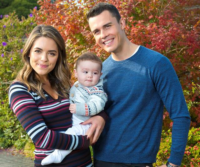 Olympia and Andrew Morley, who played Jack Callahan, are set to return.