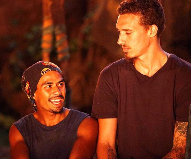 Jericho and Luke: the ultimate bromance.