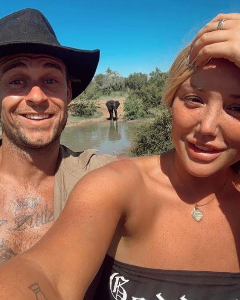 Charlotte and Ryan's romance melted Aussie hearts as the latest season of *I'm A Celeb* unfolded.