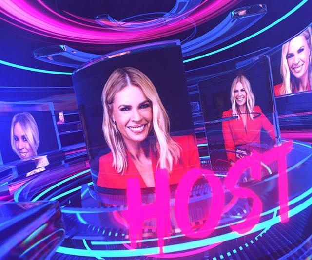 Sonia Kruger is the new host of *Big Brother.*