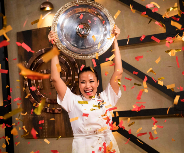 Diana Chan was *MasterChef's* winner in 2017.