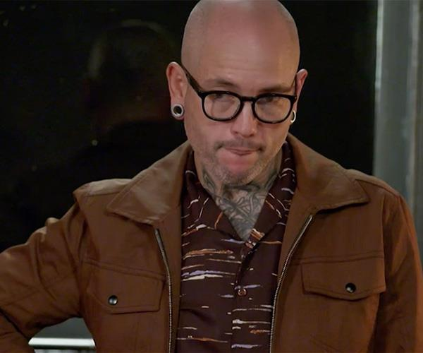 "Romel reveals Dan conspired to ""rattle"" Mark."