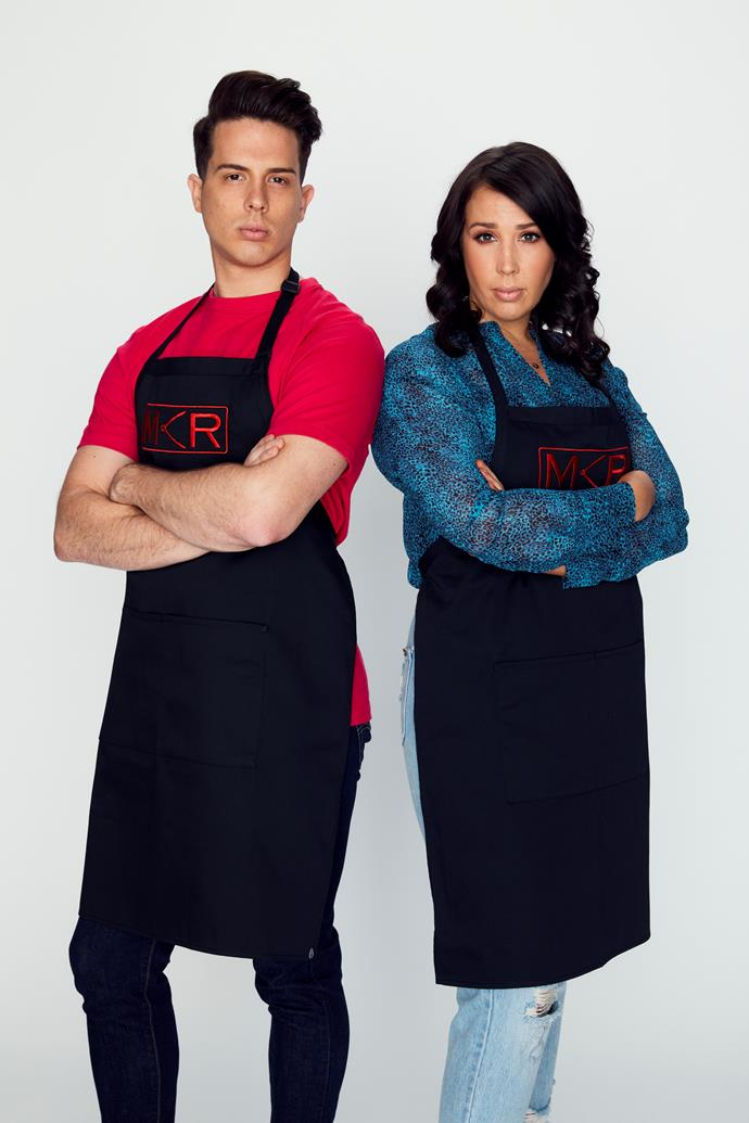 Elle and brother Jake were the season four runners-up.