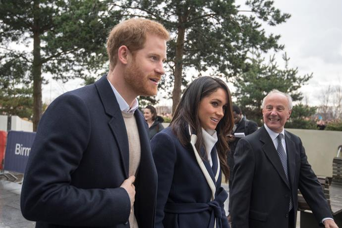 Harry and Meghan have all but disappeared from the public gaze since they stepped back as senior members of the royal family.