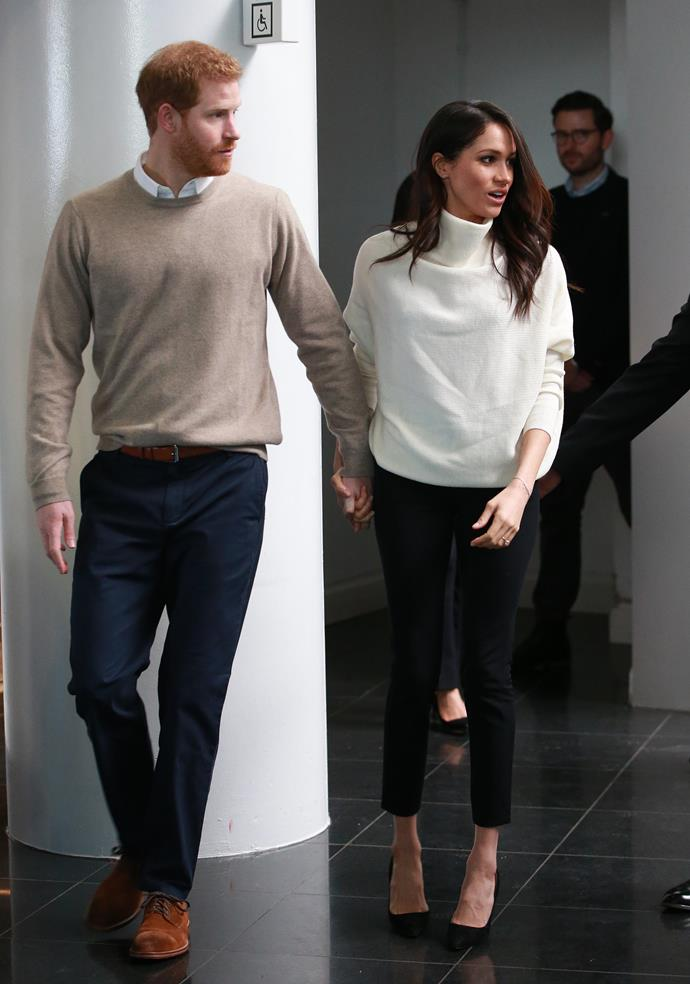 Without a doubt, Harry and Meghan are quietly working on something big.