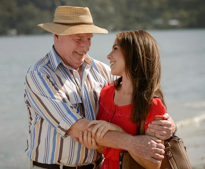 "Aside from Alf, the formidable Sally Fletcher is possibly one of the show's [most iconic characters](https://www.nowtolove.com.au/celebrity/celeb-news/kate-ritchie-jockey-campaign-59792|target=""_blank"") - and her endlessly kind, nurturing and giving nature is forever missed. An OG legend for sure."