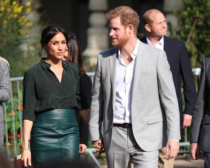 Harry and Meghan will reportedly return to the UK in March for a formal engagement with the royal family.