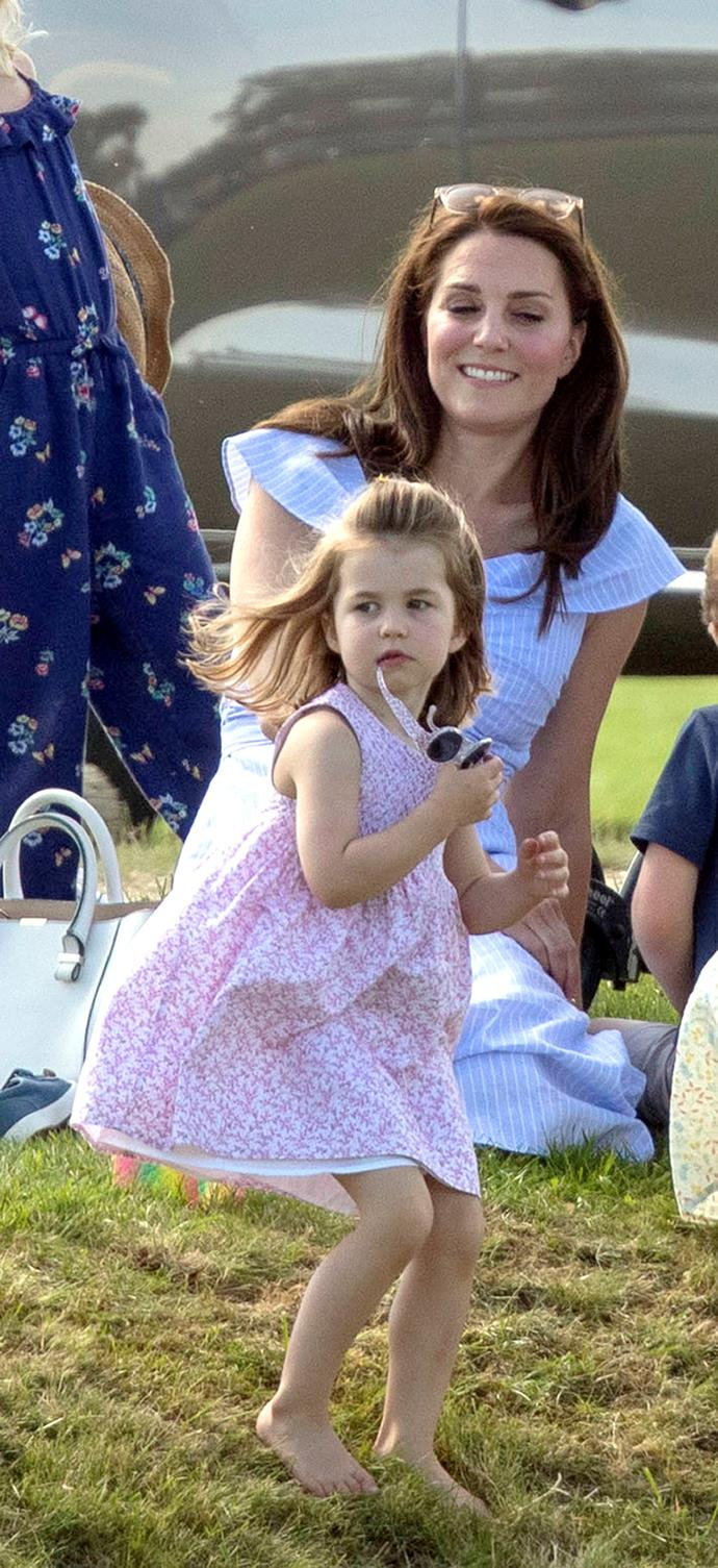 And the two royals know how to rock their summer dresses and shades.