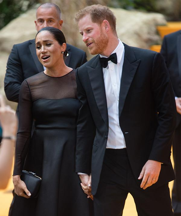 Meghan and Harry declined an offer to present an award at the Oscars yesterday.