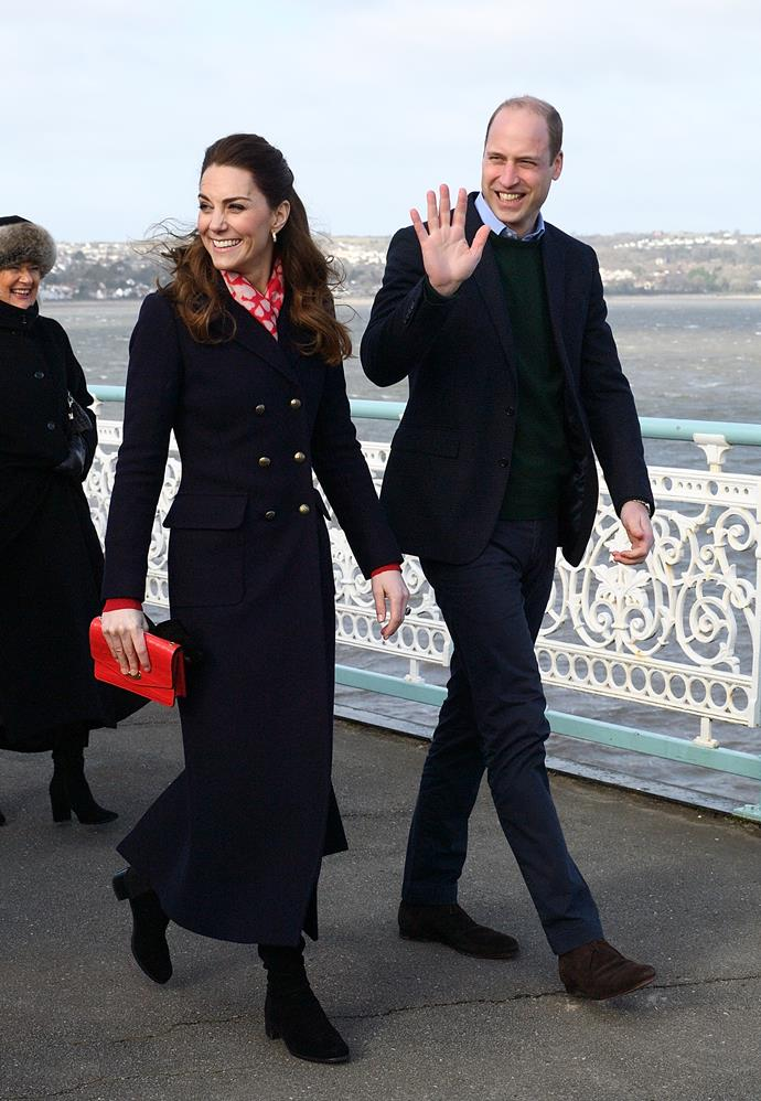 Prepare the way! Kate and Wills are reportedly coming to Australia in the coming months.