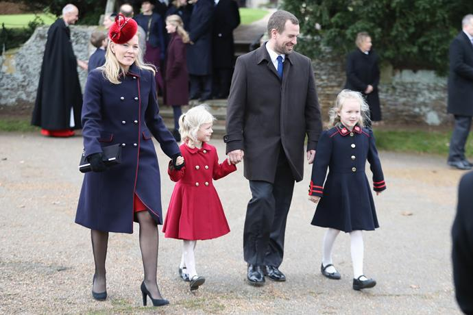 Peter and Autumn Phillips, who share two daughters together, have reportedly separated.