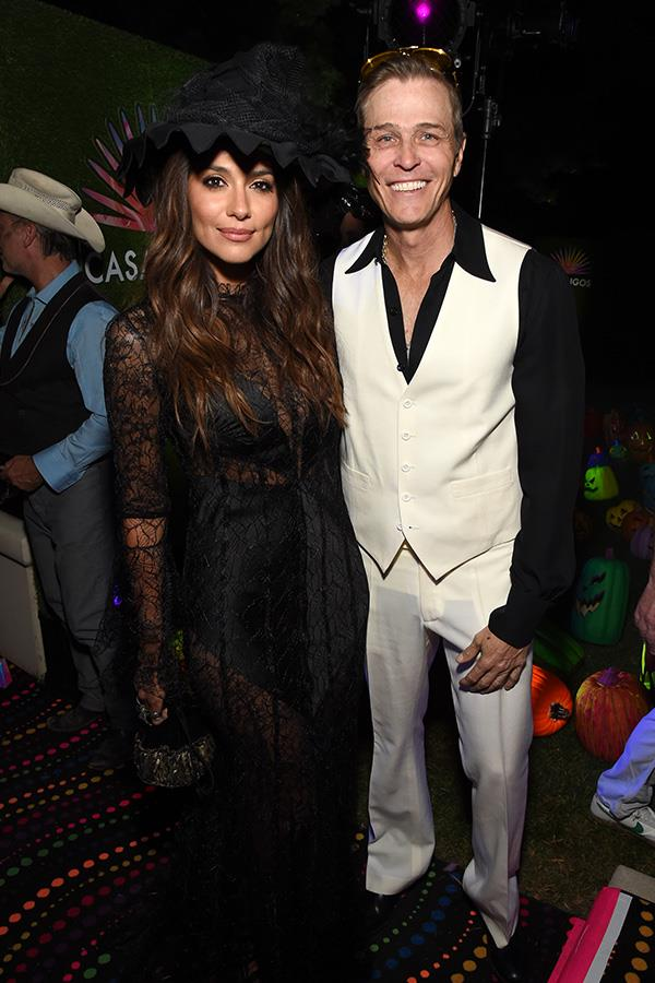 The pair made their public debut at a Halloween party last October.