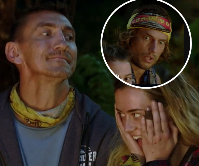 Mat and David's blindside of Daisy left their tribemates shocked.