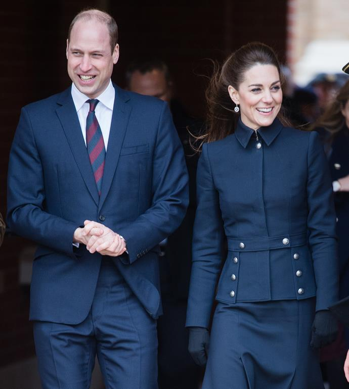 Kate and William are the faces of the next generation of royals.