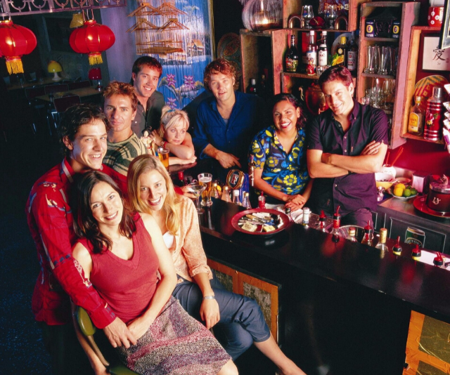 *The Secret Life Of Us* ran for four seasons from 2001.
