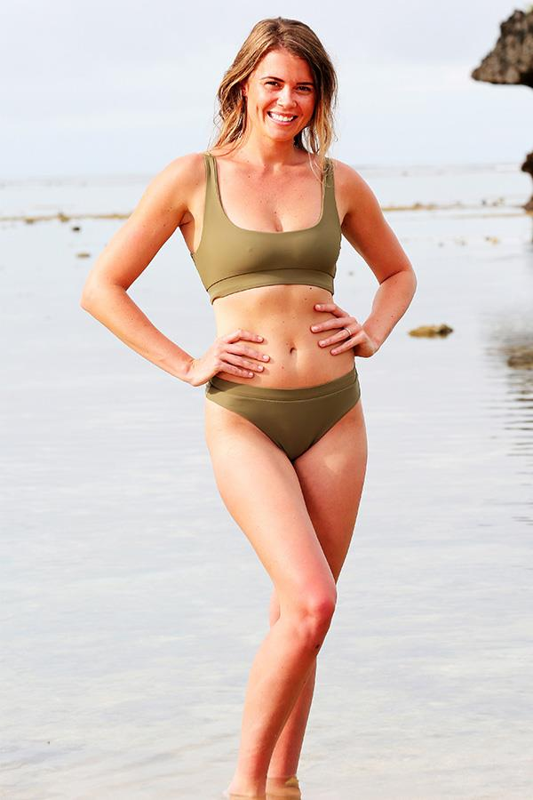 The star absolutely rocking a bikini after her 15kg loss!